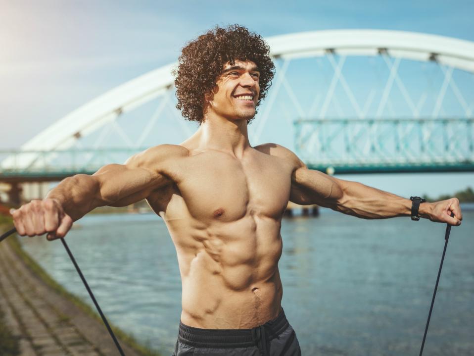 Best Shoulder Workouts at Home: How to Get Bigger Shoulders | SPY