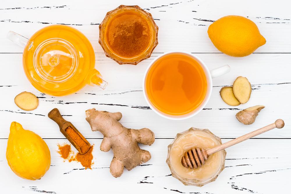 Fibromyalgia Relief: Ginger-Turmeric Tea