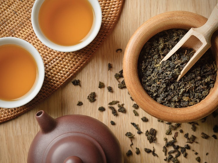How To Lose Weight and Stay Healthy by Drinking Oolong Tea - Pure Chinese  Tea