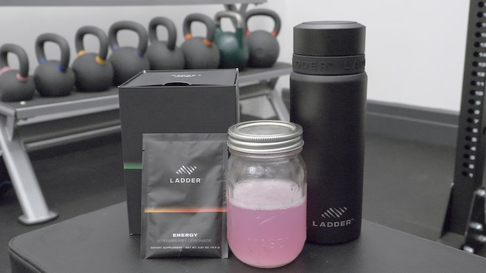 Ladder Energy Review – Enough Caffeine for a Pre Workout? - BarBend
