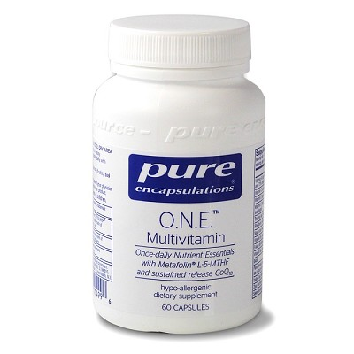 ONE Multivitamin with Minerals - The Nutrition Supplement DietitianThe Nutrition Supplement Dietitian