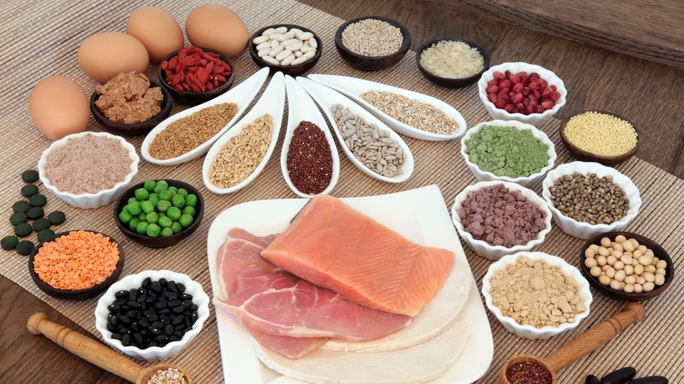 We don't need nearly as much protein as we consume - BBC Future