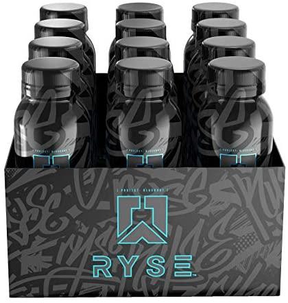Ryse Blackout Pre-Workout RTD